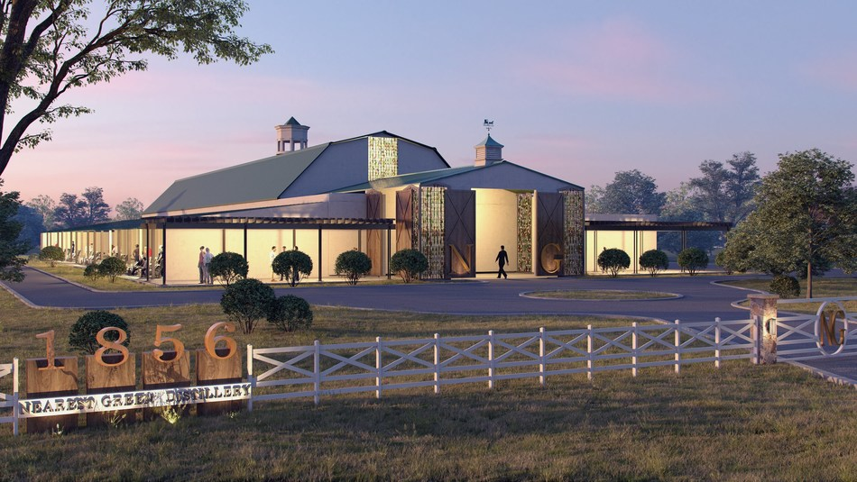 Uncle Nearest Premium Whiskey Opens Phase One Of The Nearest Green Distillery on September 14