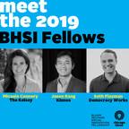 Leslie Bluhm, David Helfand and Chicago Ideas Announce the Ninth Annual Class of Bluhm/Helfand Social Innovation Fellows