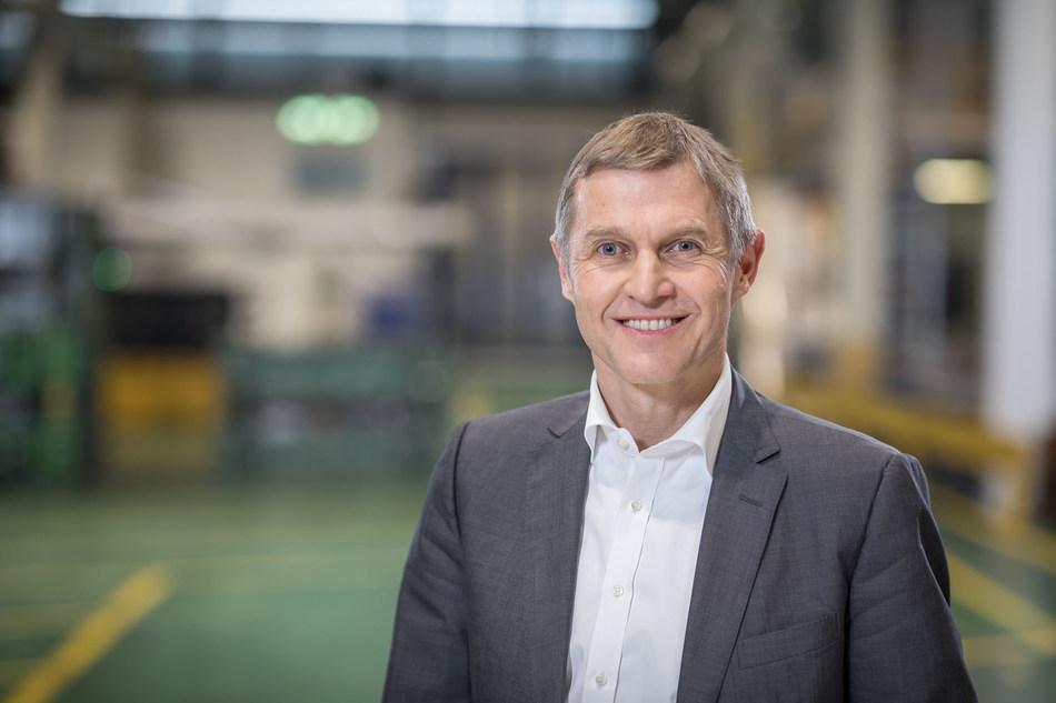 Ralf Göttel, CEO of BENTELER Group