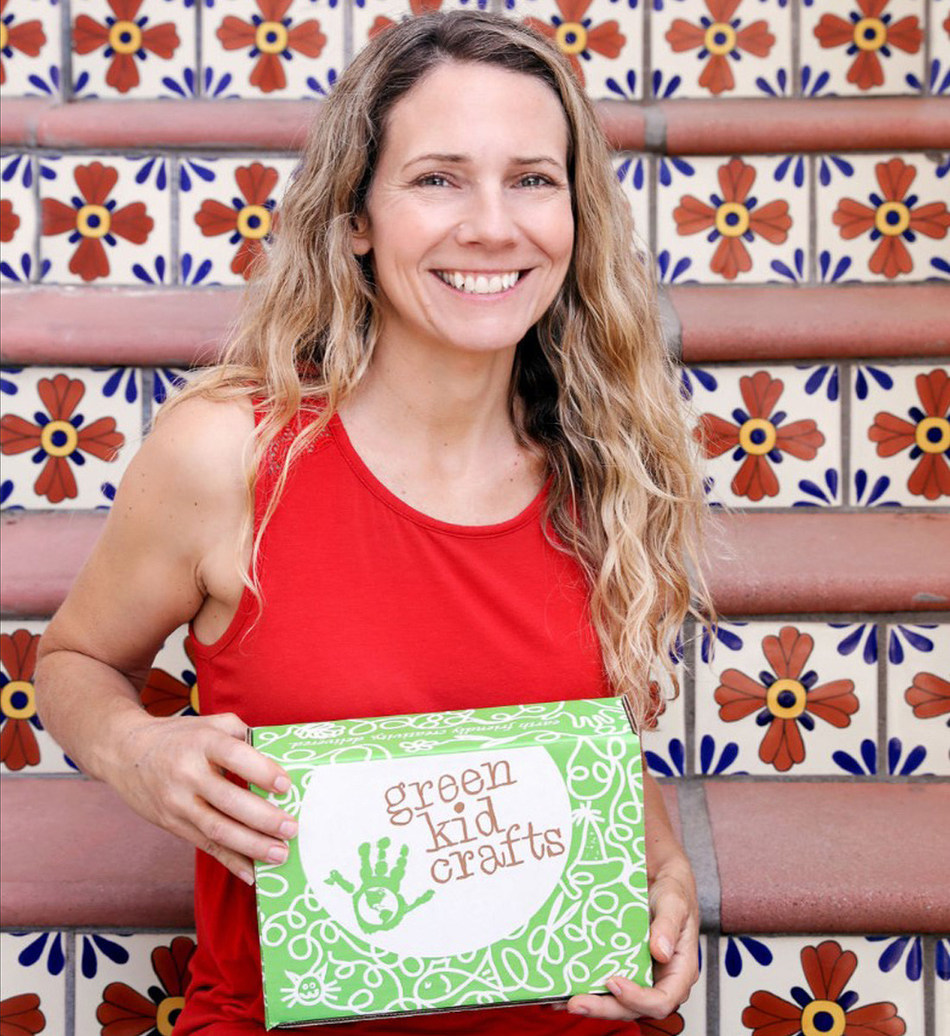 Green Kid Crafts Founder Penny Bauder founded and bootstrapped the company in 2010. Green Kid Crafts shipped its millionth kit this month and has inspired more than 1,000,000 kids to think about and take a leadership role in sustainability.
