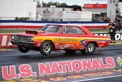 Three-time and defending NHRA Dodge HEMI® Challenge champion James Daniels leads a group of 20 drivers to Lucas Oil Raceway at Indianapolis for the popular NHRA Sportsman event during the iconic U.S. Nationals, August 28 – September 2, 2019.