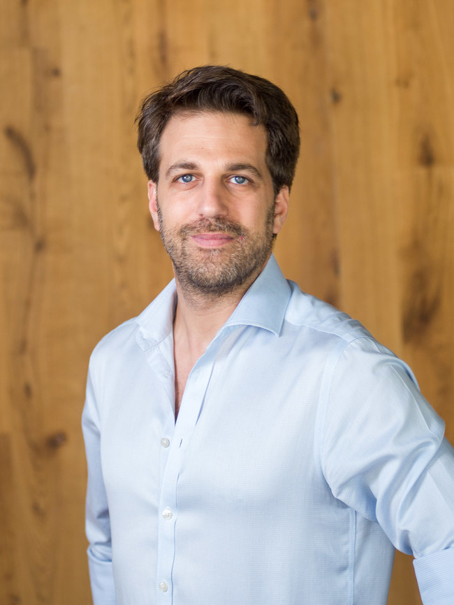 Yair Levy, CEO and Co-Founder of Salaryo
