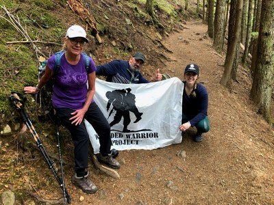 Nearly a dozen injured disabled veterans ascended Mount Si this week. The summit provided spectacular views of the Cascades and Puget Sound – but more importantly – a unique opportunity for introspection. Many warriors could not help but feel that the long, rocky, and sometimes difficult journey to the summit served as a metaphor for their personal paths to recovery.