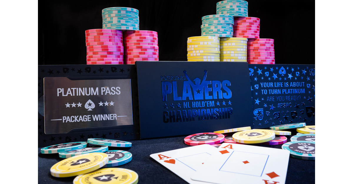 PokerStars Players No Limit Hold'em Championship to Return ...
