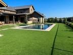 Artificial Grass Installation Optimizes Austin Home for Summer