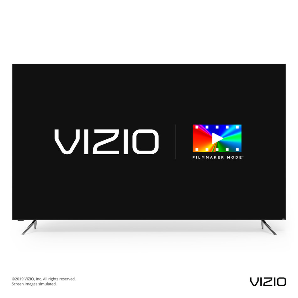 Best Televisions 2020.Vizio Announces Filmmaker Mode Will Launch With 2020 Smart