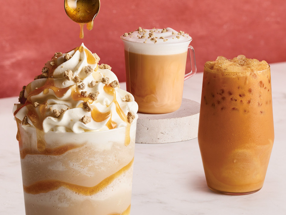 The Coffee Bean & Tea Leaf adds Maple Ice Blended drink, Maple Rooibos Tea Latte & Iced Pumpkin Spiced Chai Latte for fall.