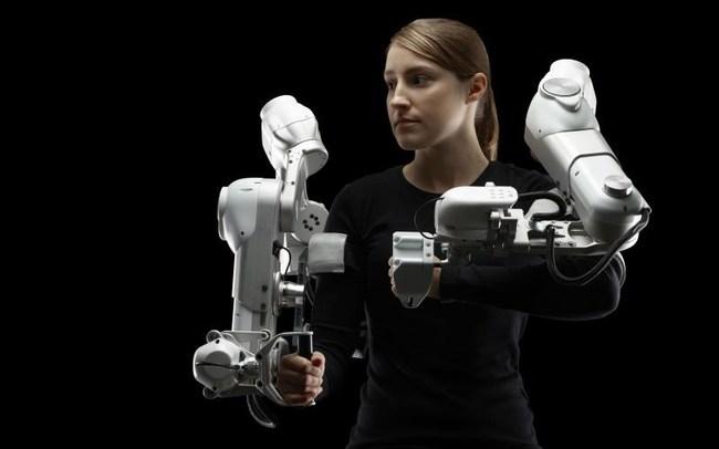 Harmony Rehabilitation Robot