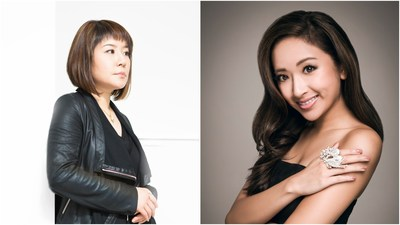 Mana Matsuzaki and Sarah Zhuang