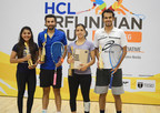 HCL-SRFI India Tour Successfully Concludes its Delhi Chapter