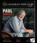 Sara Kopamees interviews The Right Honourable Paul Martin for Canadian Industry magazine