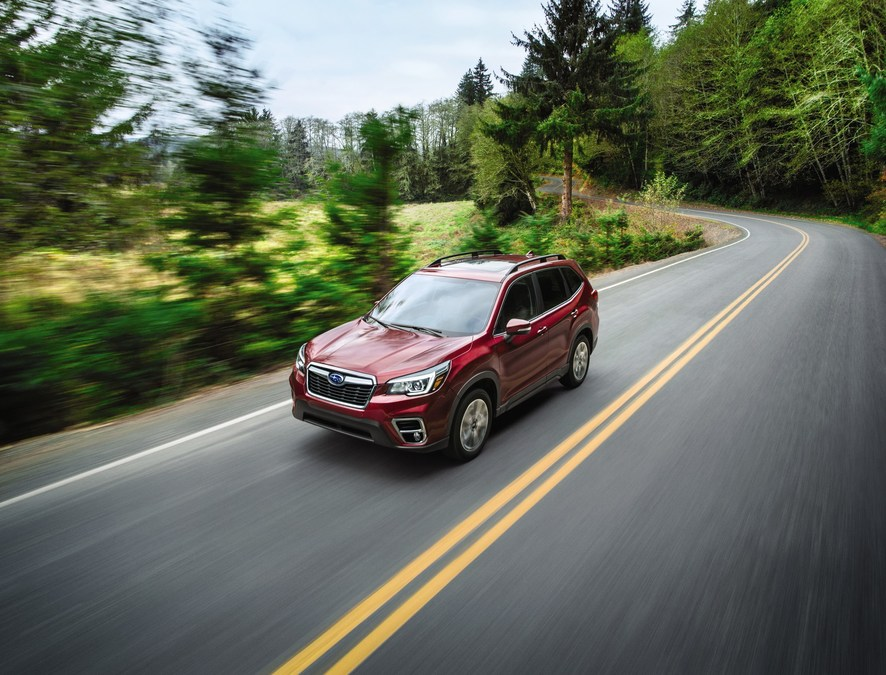 Subaru Of America Announces Pricing On 2020 Forester Models