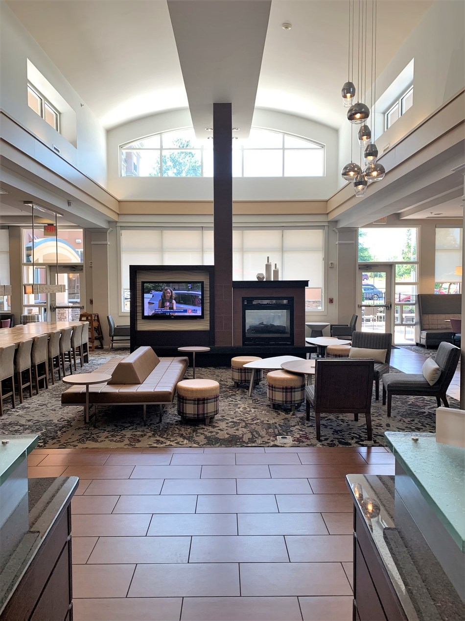 The recently renovated Residence Inn by Marriott Chattanooga near Hamilton Place. (CNW Group/American Hotel Income Properties REIT LP)