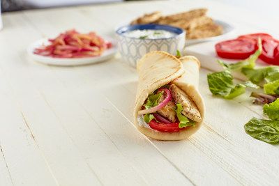 "Taziki's Mediterranean Café to Celebrate National Gyro Day with ""Gyros All Year"" Giveaway"