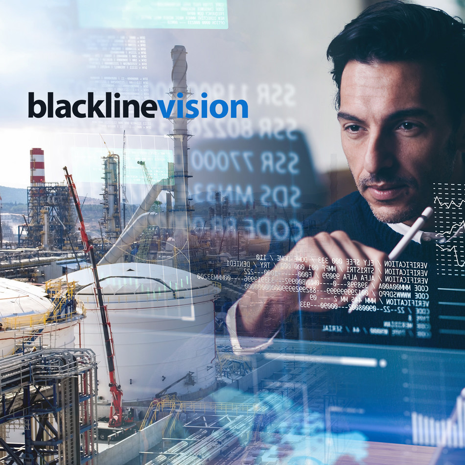 Blackline Safety has launched Blackline Vision, a new data science offering for businesses undergoing digital transformation. (CNW Group/Blackline Safety Corp.)