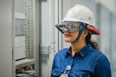 Braskem Idesa is using Honeywell's Intelligent Wearables at the company's Veracruz, Mexico plant.
