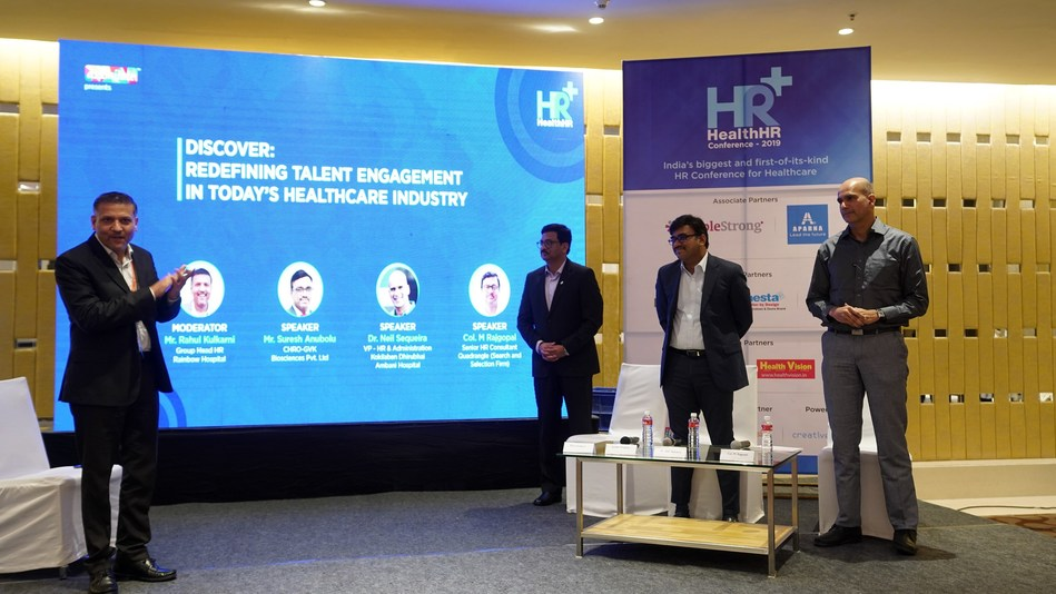 Assimilate - HealthHR 2019 - Panel discussion