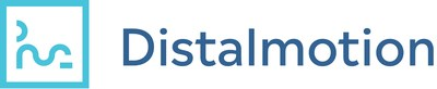 Distalmotion Logo (PRNewsfoto/Distalmotion)