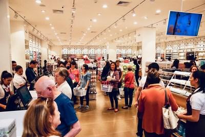 A MINISO se tornou uma das opções mais importantes para consumidores locais comprarem suas necessidades diárias