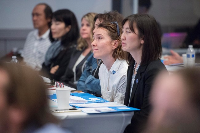 Past DDF Symposium attendees