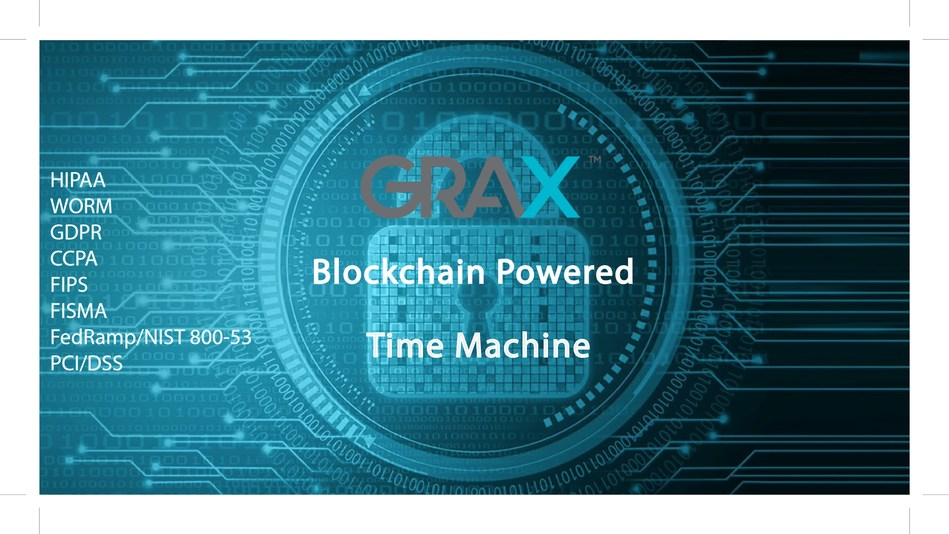 GRAX Releases the Immutable Ledger Powered by Blockchain