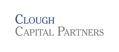 Clough Capital Partners Logo (PRNewsfoto/Clough Capital Partners)