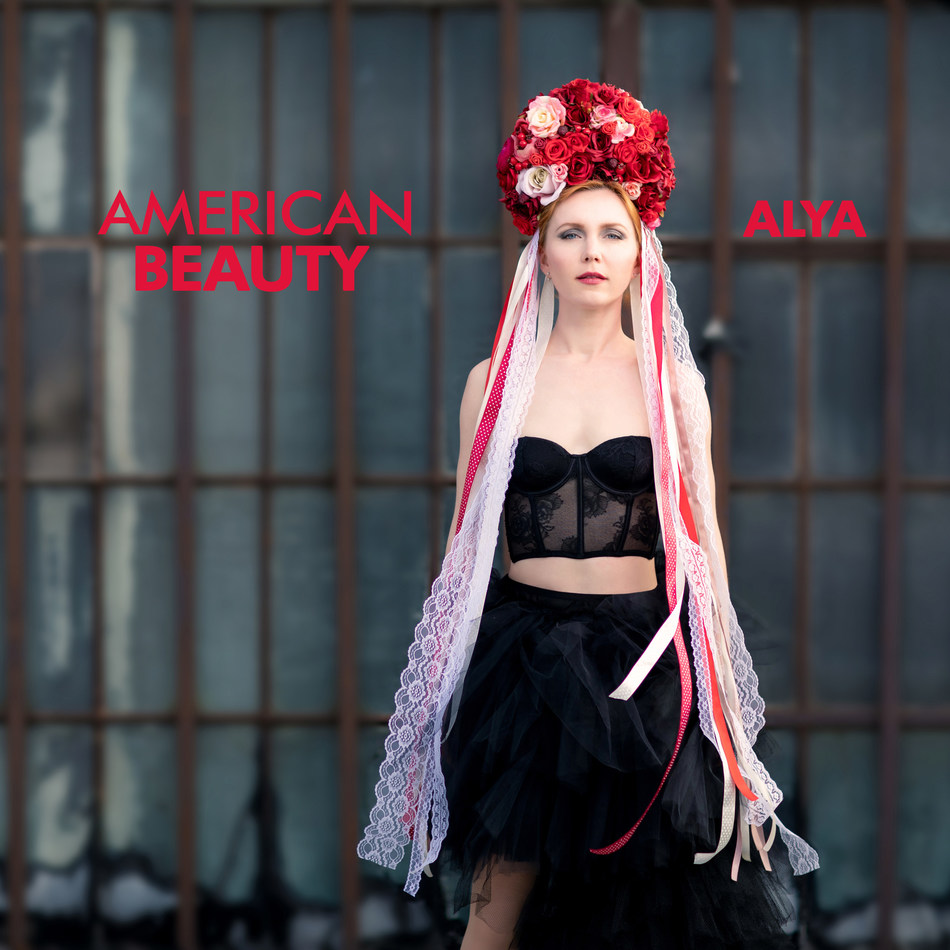 Music Artist ALYA on Billboard Magazine for her new single release American Beauty