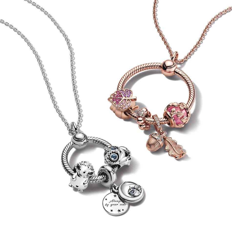 Pandora O Pendant (CNW Group/Pandora Jewelry, Inc.)