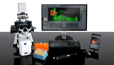 Bruker Launches Highest Resolution Large-Format Bio-AFM