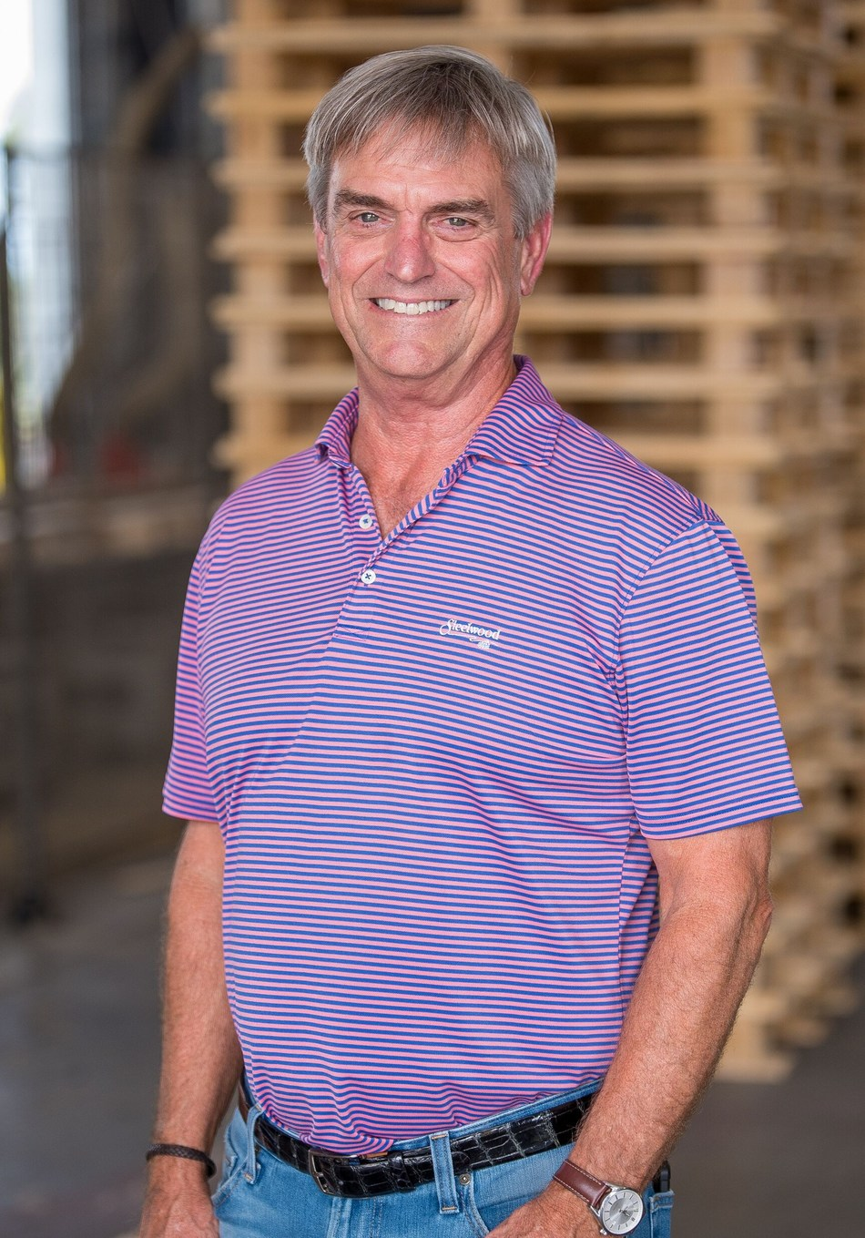 Jimmy Wilson, founder and a former owner of Bay Wood Products