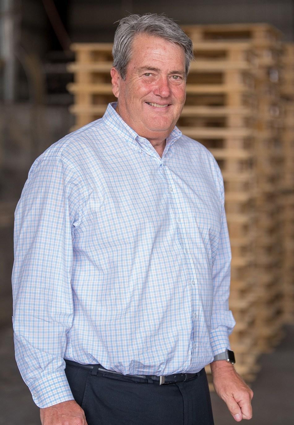 PalletOne CEO Howe Wallace
