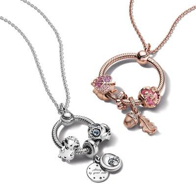 Pandora O Pendant (Groupe CNW/Pandora Jewelry, Inc.)