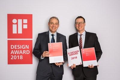SUMEC HARDWARE & TOOLS CO., LTD. won iF DESIGN AWARDS 2018 (PRNewsfoto/SUMEC)