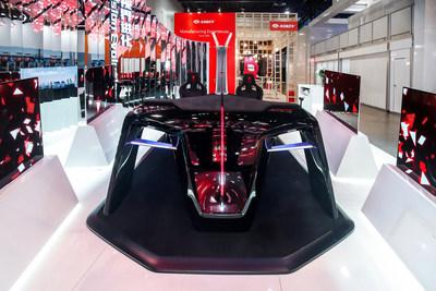 Hongqi makes debut at the Consumer Electronics Show 2019
