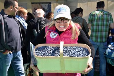 Le dimanche 8 septembre, de 10 h à 16 h, l'UPA présentera la 17e édition des Portes ouvertes sur les fermes du Québec. (Groupe CNW/Union des producteurs agricoles)