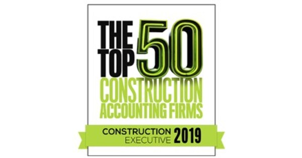 Porte Brown Named as One of the 2019 Top 50 Construction