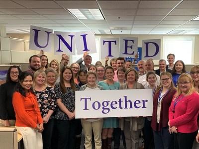 United team members from Blairsville, Ga.