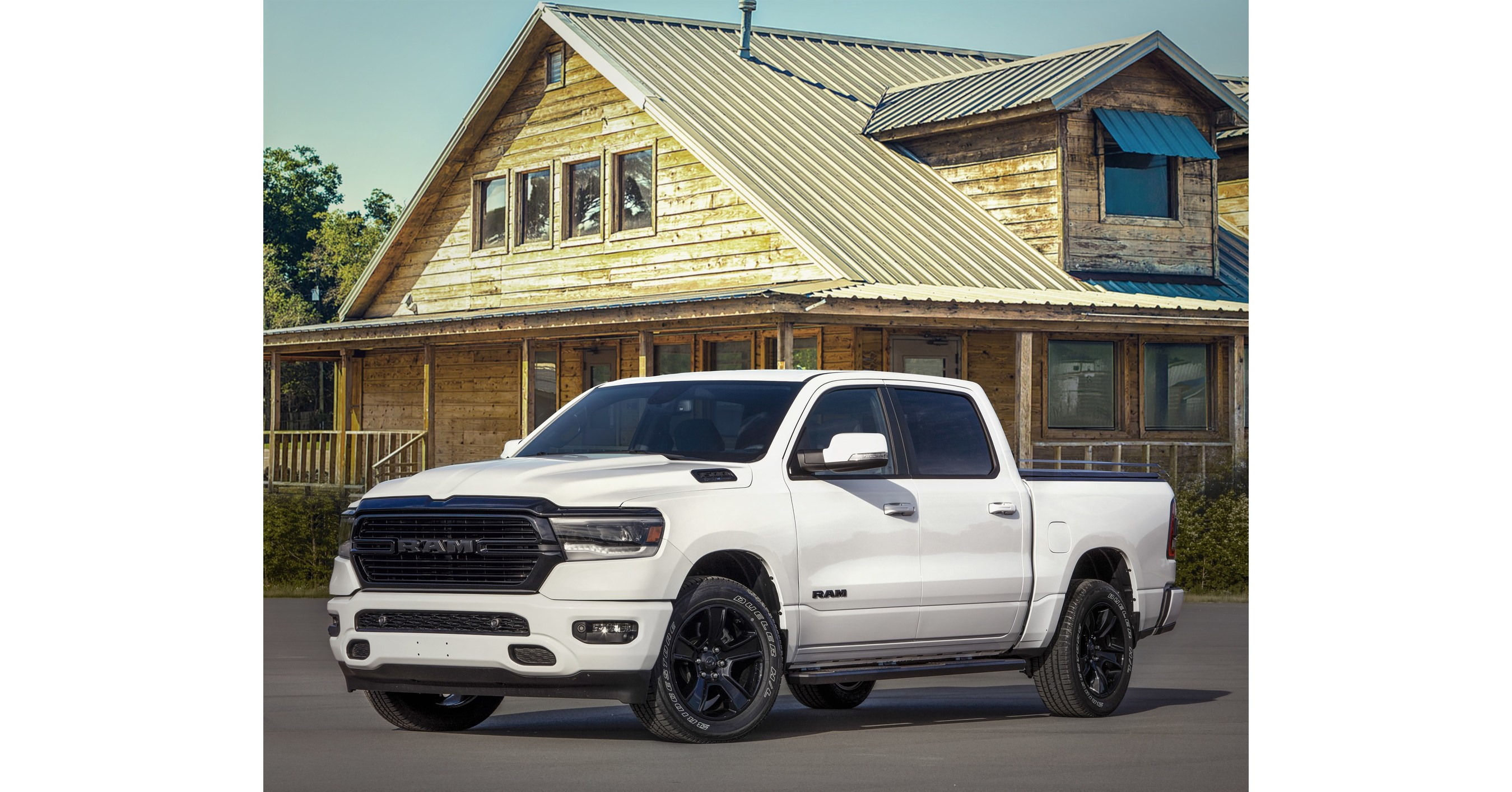 Ram 1500 Night Edition And Rebel Black New Options And
