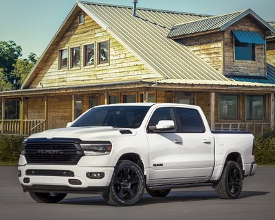 Ram 1500 Night Edition And Rebel Black New Options And Colors For Heavy Duty Highlight 2020 Ram Truck Lineup