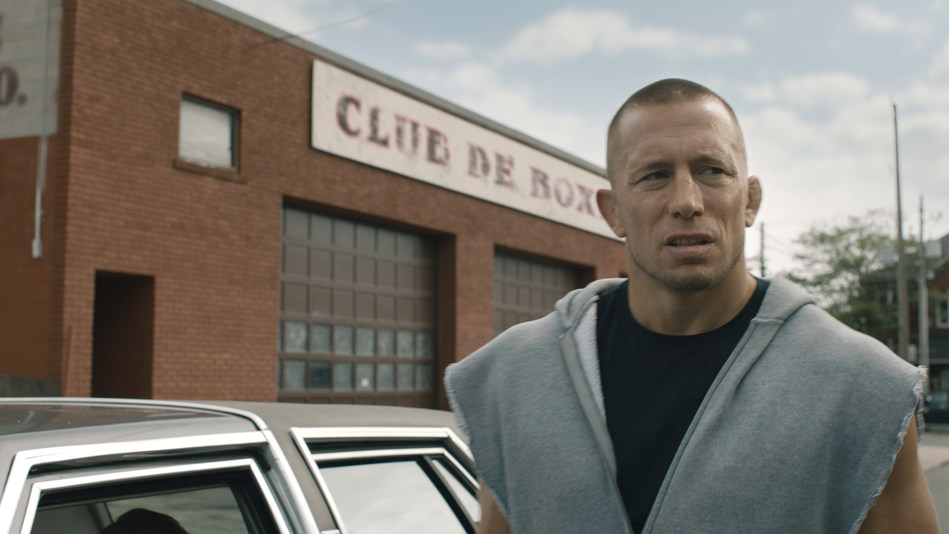 belairdirect and Georges St-Pierre team up to punch back at car insurance rates (CNW Group/belairdirect)