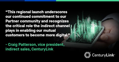 CenturyLink expands global Channel Partner Program in EMEA