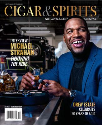 cigar & spirits magazine