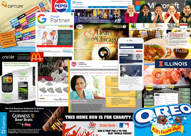 atCommunications is celebrating its twentieth year in business. Since 1999, the firm has designed, programmed, managed and promoted more than 1,000 Web sites, CDs, DVDs and mobile applications. The firm is also a Google digital marketing agency partner and a four-time American Graphic Design Award recipient.