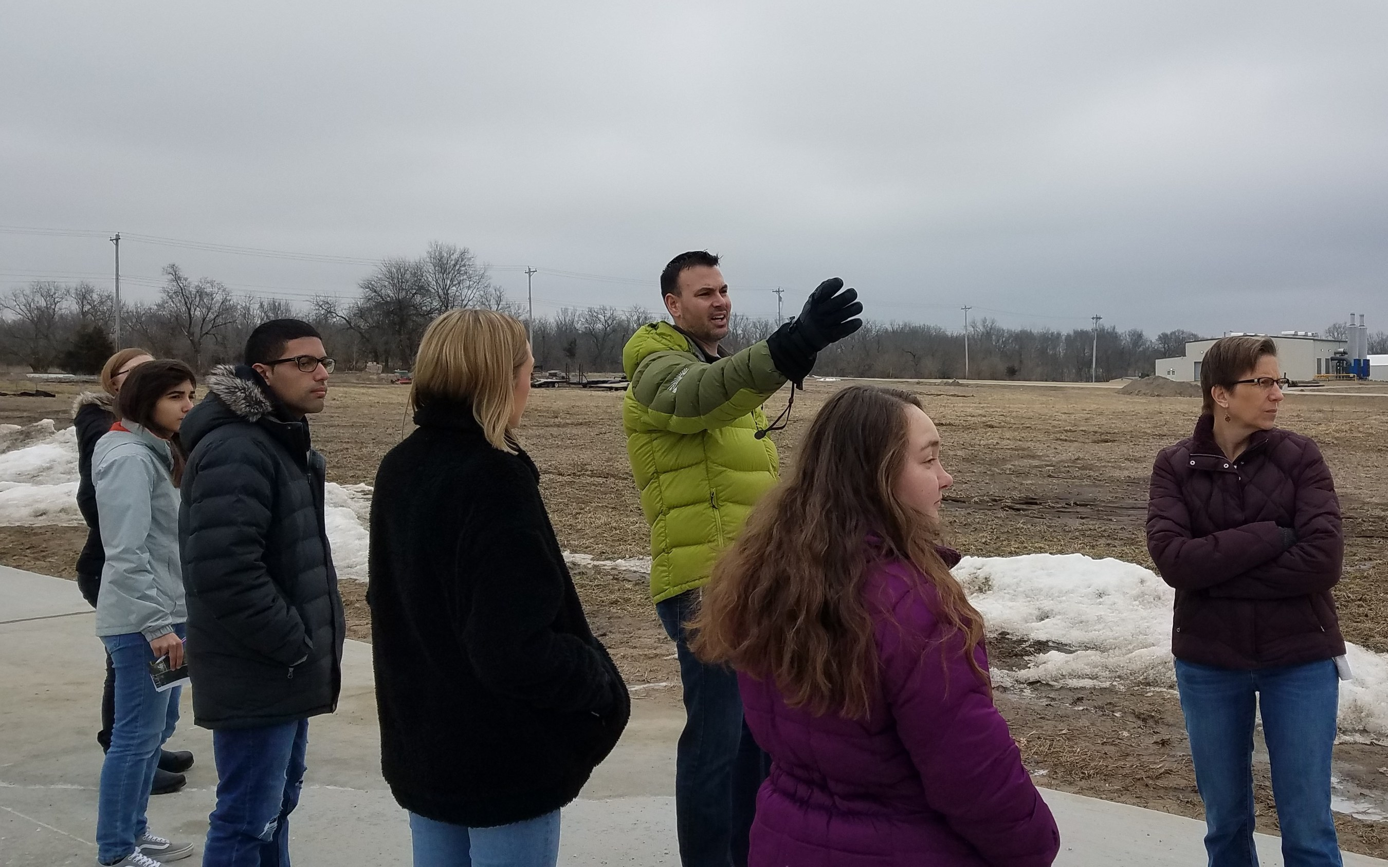 Baker University Students Collaborate With Westar Energy and
