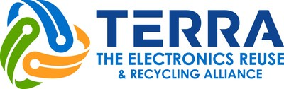 TERRA is dedicated to diverting used electronics to the care of Certified Recyclers to maximize reuse and the recycling of natural resources. (PRNewsfoto/TERRA)
