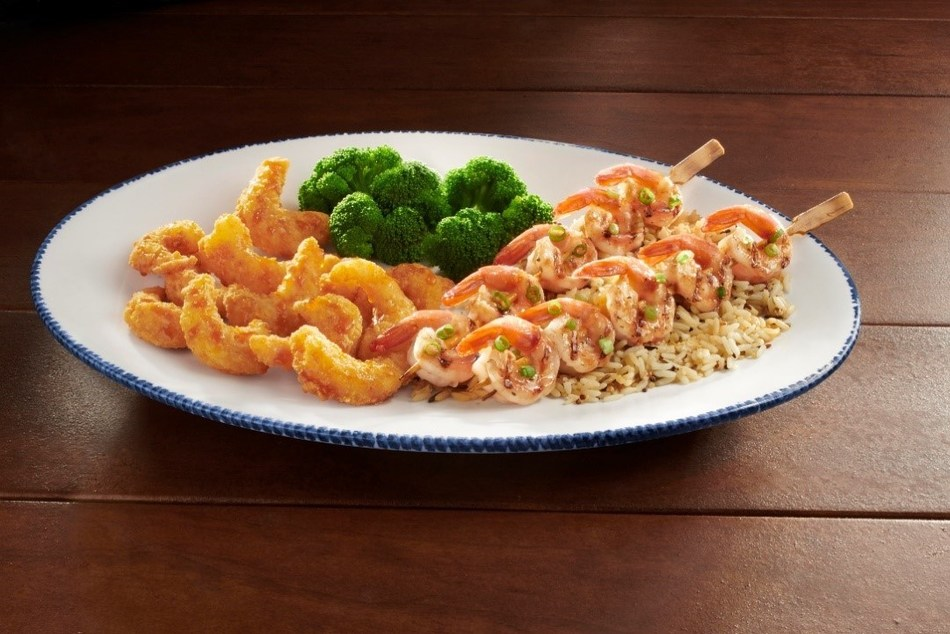 This year's Endless Shrimp® lineup features exciting flavours and preparations like Crispy Sriracha Honey Shrimp and Teriyaki-Grilled Shrimp.