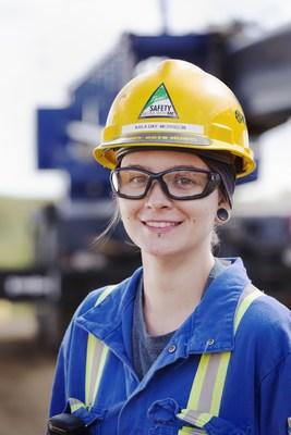 Kaila Day- Morrison (CNW Group/Inter Pipeline Ltd.)