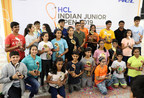 Leading Asian Junior Squash Players Make Their Mark at the 'HCL 11th Indian Junior Open'