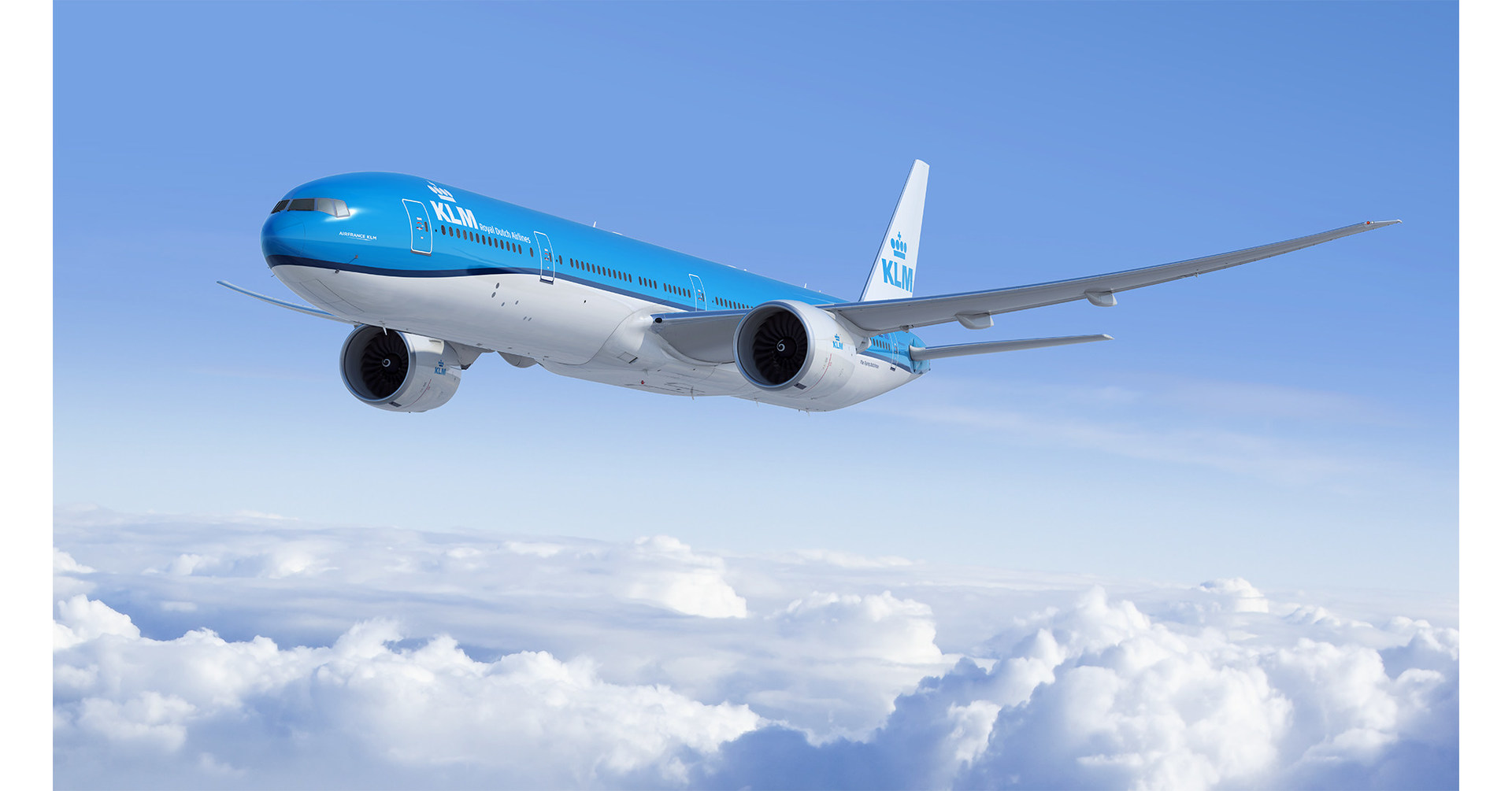 Boeing, KLM Announce Order for Two 777 Jets - Sep 2, 2019