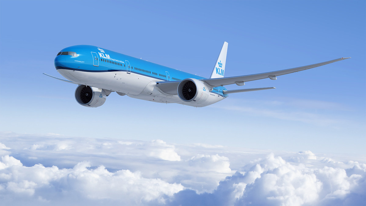 Boeing Klm Announce Order For Two 777 Jets Sep 2 2019